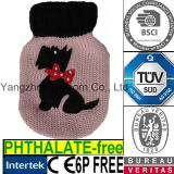 Knit Cover Instant Hand Warm Dog Toy