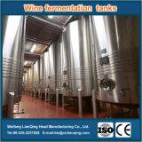 Stainless Steel Wine Fermentation Tank & Winery Tanks