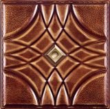 China Suoya 1075-4 3D Wall Paper Leather Carving Wall Panel Home Decoration