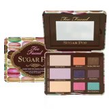 New Too Faced Chocolate Bar Cartoon+Leopard Print+Macarons 9colors Eyeshadow Palette