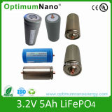 Cylindrical Rechargeable Batteries Ifr3265 3.2V 5ah
