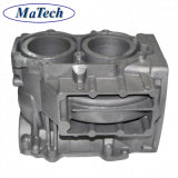 OEM Foundry Low Pressure Cast Aluminium Engine Housing