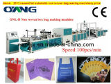 2016 Full Automatic Non Woven Fabric Handle Bag Machine Price (ONL-B)