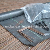 Woven Ground Cover Weed Mat for Agriculture and Landscape