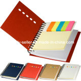 Spiral Notebook with Sticker (OMD13034)