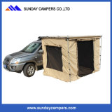 Outdoor Canvas Folding Car Side Canopy Roof Awning