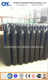 ISO9809 High Quality 40L High Pressure Oxygen Nitrogen Argon Carbon Dioxide Seamless Steel Cylinder
