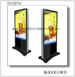 47′′ Free Standing LED Backlit Advertising Digital Panel