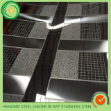 Black Stainless Steel Sheet Hairline Finished for Wall Building Decoration