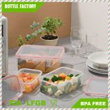 3PCS/Set Fresh Keeping Crisper Refrigeration Storage Box Food Storage Container
