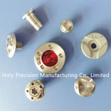 Precision CNC Powder Metallurgy Machining Parts with Golf Weights, Golf Screws