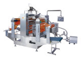 Liquid Double Film Four-Side Sealing & Multi-Line Packing Machine