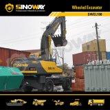 Wheel Excavator With CE Mark (SWEL190)