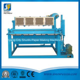 Horizontal Type Rotary Egg Tray Making Machine Manuafacturer