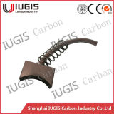Copper Carbon Brush for Ship Use Made in China