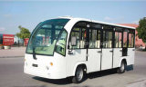Ce Approved 14-Seater Enclosed Electric Resort Car