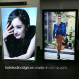 Snap Frame for LED Light Box with Poster Frame