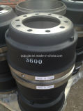 Hot Sale 3600 Truck Brake Drums