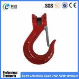 Us Type China Made G80 Clevis Slip Hook with Latch