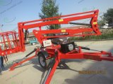 14meters Electric Drive Hydraulic Articulated Boom Lift
