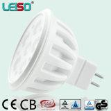 50*48mm Nichia LED 400lm LED Track Light (LS-S505-MR16)