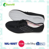 Canvas Upper with Bead Decoration, Casual Shoes