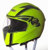 Double Visor Flip up Helmet (HF-118)