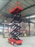 Easy Operation Self-Propelled Scissor Lift Table