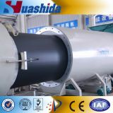 HDPE PU Thermal Insulating Jacket Pipe Production Line