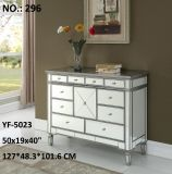 Hight Quality Modern Mirrored Chest of 10 Drawers