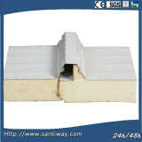 Corrugated Polyurethane Sandwich Panel