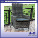 Garden Patio Wicker Rattan Functional Dining Set, Outdoor Furniture (J033)