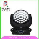 36LEDs*10W Four in One LED Moving Head with Zoom