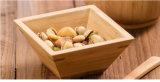 Bamboo Square Bowl Snack Bowl Bamboo Bowl