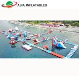 Adult Inflatable Water Aqua Park