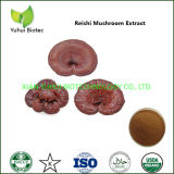 100% Water Soluble Bulk Powder of Ganoderma Extract for Herbal Medical Drinks