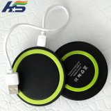 Mini Qi Wireless Charger Pad with 1 Coil for Samsung Galaxy Note 7