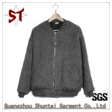 Wool Fashion Casual Unisex Down Jacket, Sports Jacket Coat