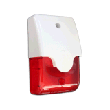 Indoor/Outdoor Wired/Wireless Optical Siren for Alarm System