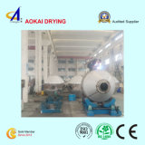 Steam Heated Double Cone Vacuum Mixing and Drying Machine