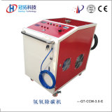 Hho Car Engine Carbon Cleaner with Oxy-Hydrogen Generator Machine