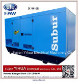 20kw/25kVA Silent Canopy Diesel Generator with Fawde-Xichai Engine Ce Approval-20170907A