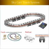 Running Track Cart System for Maiko Stage (YZ-D681)