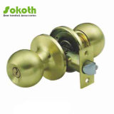 Hot Sale Privacy Pb Cylindrical Door Knobs