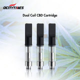 Ocitytimes Wholesale Childproof 0.5ml C5-P E-Cigarette Disposable Cbd Oil Atomizer
