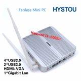 I3 Computers Intel 4K HTPC Fanless PC I3 5005u Mini Motherboard
