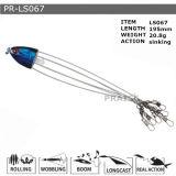 Pr-Ls067 Customized Floating Hard Minnow Plastic Fishing Lure