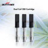 Ocitytimes High Quality C5-P E Cigarette Glass Cbd Vape Atomizer