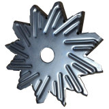 Precision Sheet Metal of SGCC Bracket