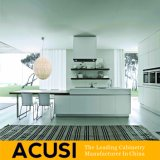New Design Island Style Modern Lacquer Kitchen Cabinets (ACS2-L08)